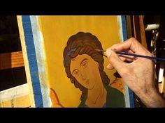 ΒΥΖΑΝΤΙΝΗ ΑΓΙΟΓΡΑΦΙΑ (ΜΑΛΛΙΑ ΝΕΩΝ ΑΓΙΩΝ) - YouTube