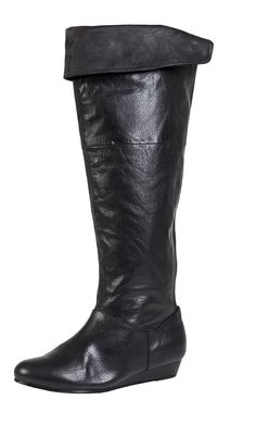 fd5b8cf4fb48 City Chic - SEXY FOLD OVER BOOT - Women s plus size fashion Fold Over Boots