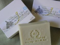 HandmadeGreek Olive Oil Soap with Extra Virgin by OliveLovers, €5.00
