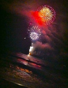 Fourth of July surf ~photo by: kate ripps