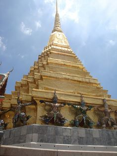 Grand Palace, Thailand #architecture #thailand #grand palace