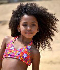 Baby doll curls