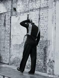 Park Seo Joon - Harper's Bazaar Magazine January Issue Instyle Magazine, Elle Magazine, Park Seo Joon, Myungsoo, Korean Star, Drama Film, Whats Wrong, Love At First Sight, Korean Actors