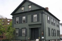 The Lizzie Borden House, Fall River, Massachusetts   The 14 Absolute Creepiest Places To Visit In The United States