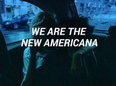 - high on legal marijuana, raised on Biggie and Nirvana -
