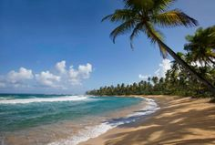 Dorado Beach, Puerto Rico, my children's home town.