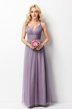 Bridesmaid Dresses & Gown Photos - Find the perfect bridesmaid dress pictures at WeddingWire. Browse through thousands of wedding photos of bridesmaid dresses and gowns. Lilac Bridesmaid Dresses, Prom Dresses, Bridesmaids, Gown Photos, Dress Picture, Perfect Wedding Dress, Designer Wedding Dresses, Pretty Dresses, Ideias Fashion