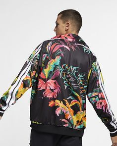 37d41d22 Sportswear NSW Men's Printed Track Jacket in 2019 | Products | Nike ...