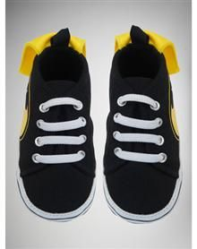 Batman Caped Infant High Tops