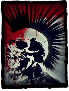 cool version of the Exploited logo. simply radical
