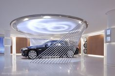 BMW Brand Store in Paris Showroom 02