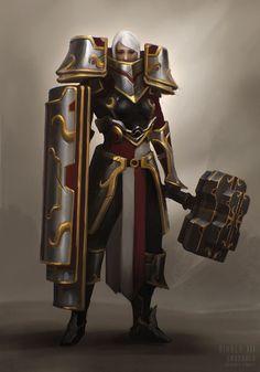 Crusader final by iNexam.deviantart.com on @deviantART