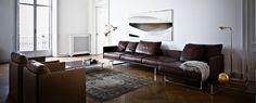 185-187 Toot Sofa by Cassina - Via Designresource.co