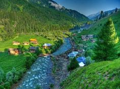 Taobut Neelam Valley, Kashmir Pakistan