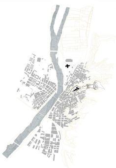 University Campus In Tortosa / Ravetllat-Ribas   Josep Ferrando site plan 01 – ArchDaily