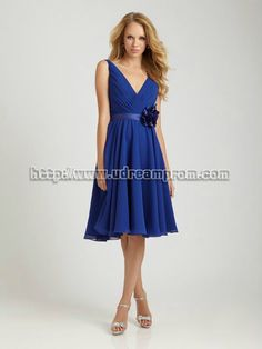 Bridesmaid dress - nice, but different color for me