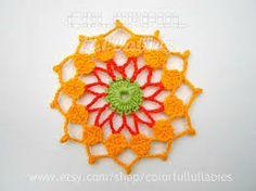 naranjas crochet - Buscar con Google