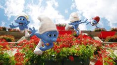 Sony Pictures uses Flix on The Smurfs 2