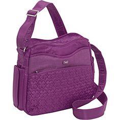 Lug Shimmy Shoulder Pack - eBags.com