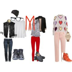 One direction fashion