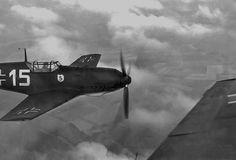 Messerschmitt Bf 109 E1's 1939