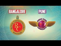 RPS VS RCB Full Highlights | IPL 2016 07/05/2016 - Banglore VS Pune Matc...