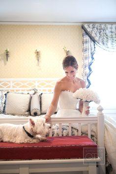 so sweet | photo christian oth ...I spy a #Westie ;)