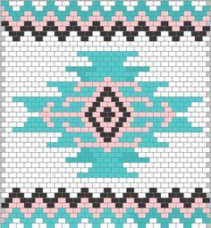 Wayuu Mochilla Bag Chart 43 - Mimuu.com
