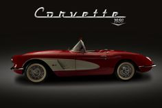 500px / 1959 Vette by Bryon Wiley