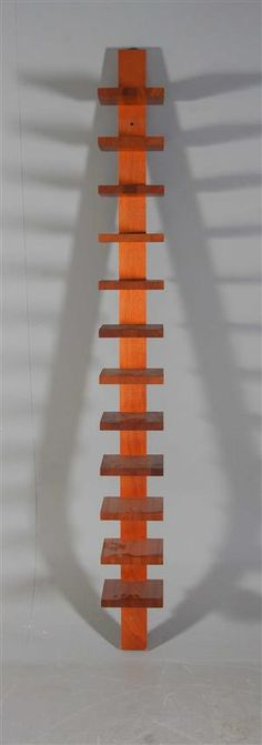Lot: 4129273 Hylla 'Pilaster', John Kandell, Källemo Modernism, Auction, How To Apply, Organic, Lighting, Home Decor, Modern Architecture, Light Fixtures, Lights
