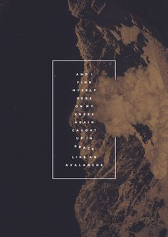 "Like An Avalanche - Dylan Thomas + Joel Houston (Hillsong) [ 2010 ] From the album ""Aftermath"" by Hillsong United"