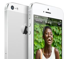 Apple (United Kingdom) - iPhone 5 - Loving it is easy. That's why so many people do.
