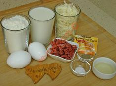 Tavada Yufkasız Börek İçin Gerekli Malzemeler Tea Time, Eggs, Instagram Background, Breakfast, Food, Morning Coffee, Essen, Egg, Meals
