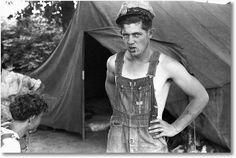 Great Depression, tent city