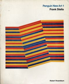 Frank Stella book cover