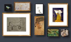 The Curate 1k Collection now on Artfully Walls - Cabinet of Curiosities