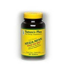 Nature'S Plus Mega Mins No Iron 90 Tablet * Click image for more details.