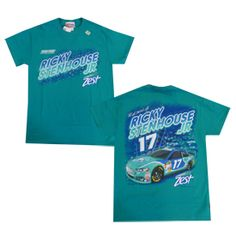 Ricky Stenhouse Jr. 2013 Chassis Tee (2382), $25.00 (http://store.roushcollection.com/drivers/ricky-stenhouse-jr-2013-chassis-tee/)