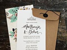 wedding invitation lettering - Google Search