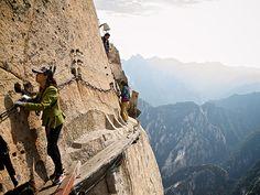 Mount Huashan Huashan National Park, China