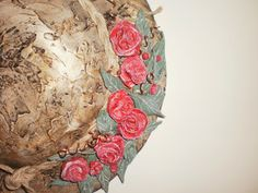 Decoupage, Pottery, Hats, Blog, Diy, Decor, Ceramica, Decoration, Hat