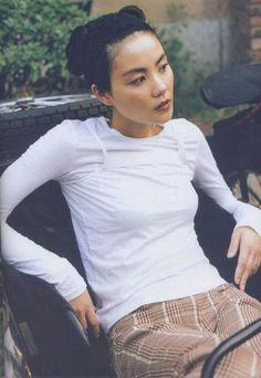 Faye Wong in Switch Magazine, November 1997