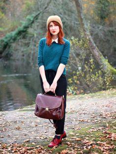 Slanelle Style - Blog mode, musique, DIY, deco, food: The bookworm