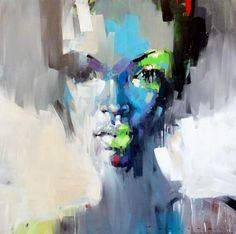 New portrait by Peter Pharoah