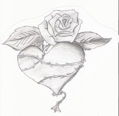 22 Best Amazing Heart Tattoo Designs Drawings Images Design