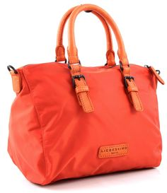 wardow.com - Tasche von Liebeskind, Nylon-Vintage Liselotte, orange