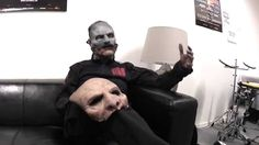 "SLIPKNOT: Corey Taylor - ""We're gonna take a couple of years off."" (Cope..."