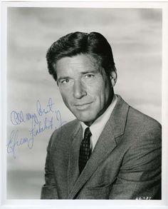 Efrem Zimbalist, Jr. (The FBI, 77 Sunset Strip) Autographed Photo