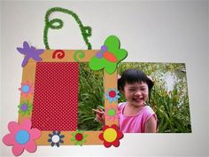 Cute photoframe for kids.
