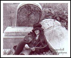 Graveyard Photo Goth Art Cemetery Photography by PhotosByDollymae, $12.00
